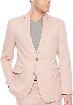 Jf J.Ferrar Adobe Rose Classic Fit Stretch Suit Jacket