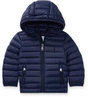 Ralph Lauren Baby Boy Packable Quilted Down Jacket