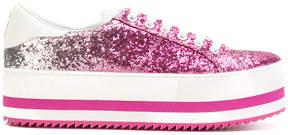 Marc Jacobs Grand Glitter Platform sneakers