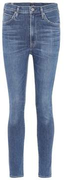 Citizens of Humanity Chrissy high-waisted skinny jeans