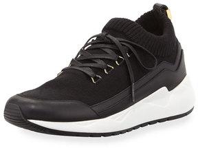 Buscemi Run 1 Wool Trainer Sneaker