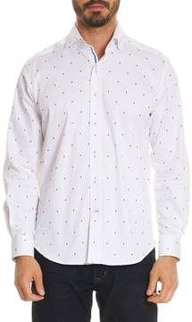 Robert Graham Mack Tailored Fit Sport Shirt