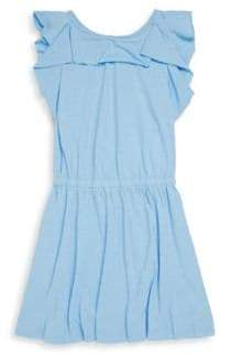 Splendid Girl's Cotton Flounce Dress