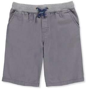 Carter's Little Boys' Shorts - charcoal gray, 6
