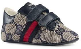 Gucci Infant's Leather Sneakers
