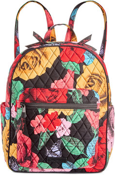 Vera Bradley Leighton Backpack - CUBAN TILES - STYLE