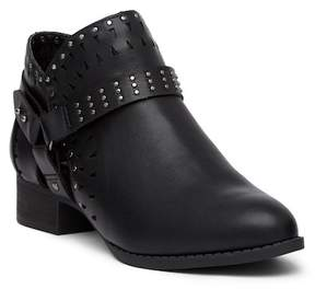 Madden-Girl Ariizona Studded Ankle Bootie