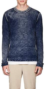 ATM Anthony Thomas Melillo Men's Washed Wool-Cashmere Sweater