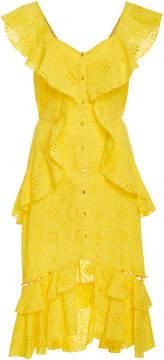Alice McCall Clar De Lune Ruffle Dress