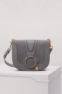 See by Chloe Goatskin Leather Hana shoulder bag