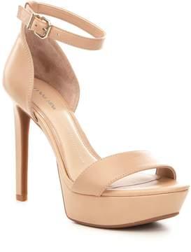 Gianni Bini Pamona Ankle-Strap Leather Dress Sandals