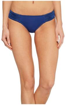 Seafolly Pleated Hipster Pant Women's Swimwear