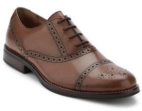 G.H. Bass & Co & Co. Mens Woolf Cap Toe Oxford Shoe.