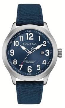 Nautica MEN'S WATCH NCC 01 DATE 45MM