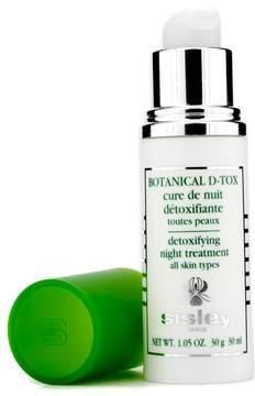Sisley Botanical D-Tox Detoxifying Night Treatment