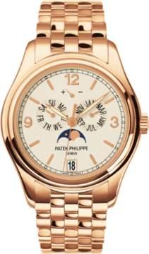 Patek Philippe Complications 5146/1J-001 18K Yellow Gold 39mm Watch