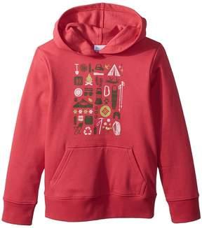 Columbia Kids CSC Hoodie Girl's Sweatshirt