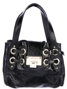 Jimmy Choo Patent Leather Riki Tote