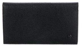 Giorgio Armani Textured Leather Wallet