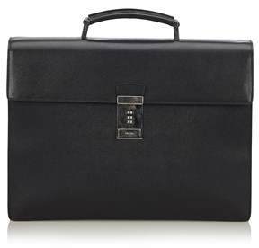Prada Pre-owned: Leather Briefcase.