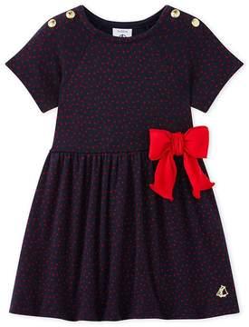 Petit Bateau Baby girl's print dress