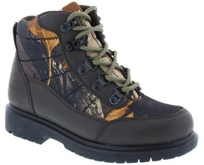 Deer Stags Boys' Hunt Water Resistant Occupational Boots - Brown