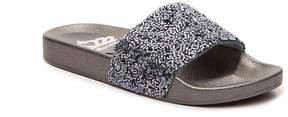 Fergalicious Women's Siesta Slide Sandal
