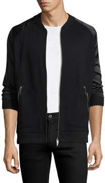 Kinetix Men's Broadway Bomber Cotton Jacket