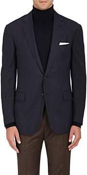 Ralph Lauren Purple Label Men's Nigel Textured Wool Two-Button Sportcoat