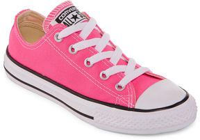 Converse Chuck Taylor All Star Seasonal Girls Sneakers - Little Kids