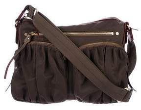 MZ Wallace Leather-Trimmed Paige Bag