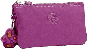 Kipling Creativity large purse - BLUE PURPLE C - STYLE