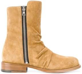 Amiri zipped boots