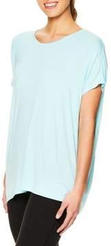 Gaiam Aura Short Sleeve Top
