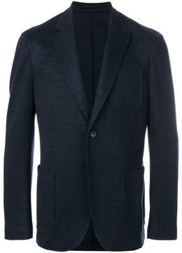 Salvatore Ferragamo single breasted blazer