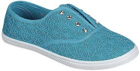 Refresh Blue Aldon Slip-On Sneaker