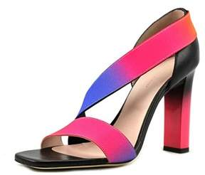 Christopher Kane Ombre Elastic Sandal Open Toe Synthetic Sandals.