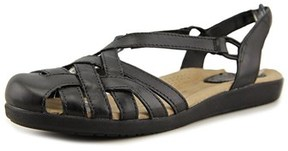 Earth Origins Nellie Open Toe Leather Sandals.