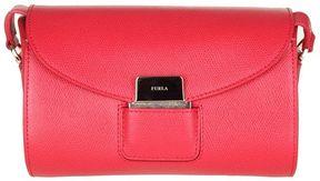 Furla Bag Amazon In Skin Color Red