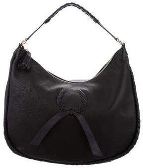 Nina Ricci Pebbled Leather Bag