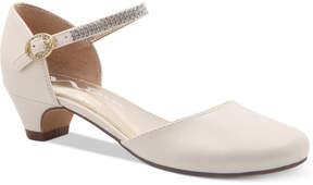 Nina Ankle-Strap D'Orsay Shoes, Toddler Girls (4.5-10.5) & Little Girls (11-3)