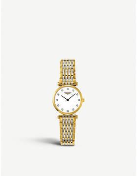 Longines L4.209.2.87.7 La Grande Classique stainless steel watch