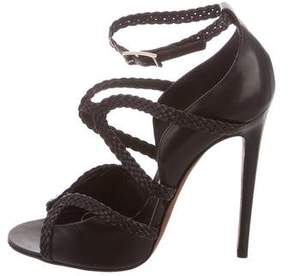 Tom Ford Braided Multistrap Sandals w/ Tags