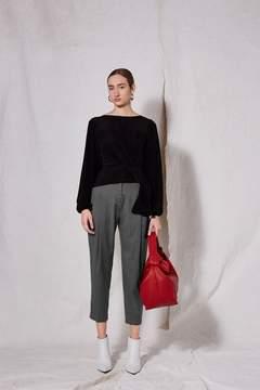 Boutique Double pleat pants
