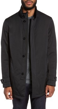BOSS Men's Carson Water Repellent Car Coat