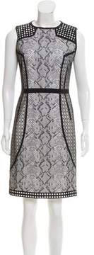 Andrew Gn Lace Knee-Length Dress