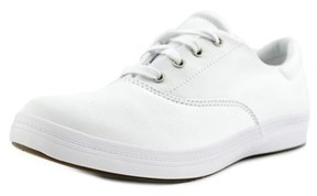 Grasshoppers Janey Ii Round Toe Canvas Sneakers.