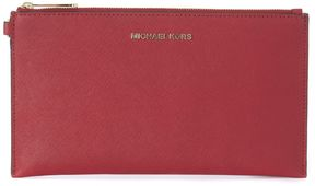 Michael Kors Red Cherry Saffiano Leather Purse - ROSSO - STYLE