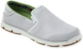 L.L. Bean L.L.Bean Portlander Free-Flex Boat Shoes, Mesh Slip-On