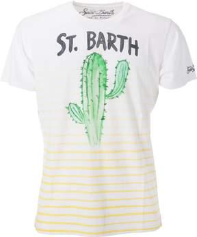 MC2 Saint Barth Printed Cactus T-shirt